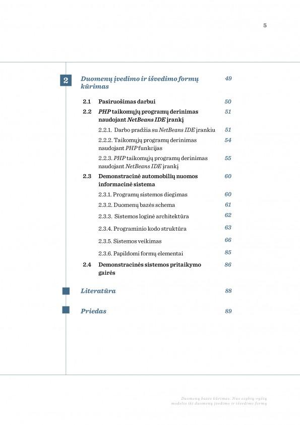 prekybos sistemos duomenų modelis)