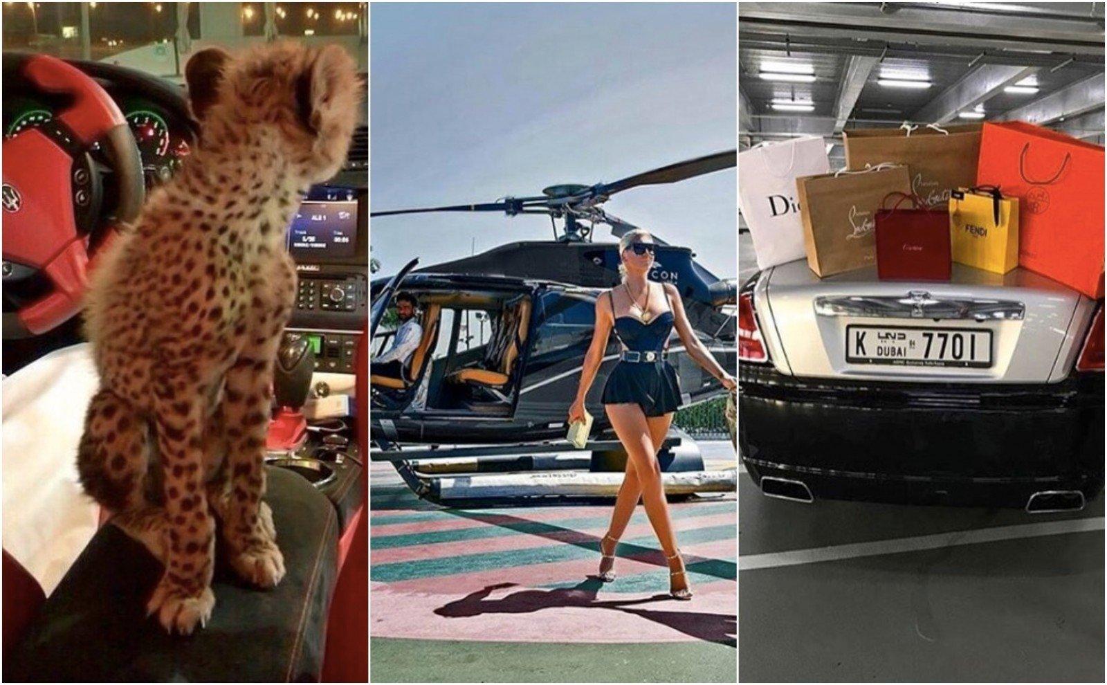 Išskirtinis pasakojimas iš vietos, kur renkasi turtingi ir įtakingi: štai kaip taškomi pinigai