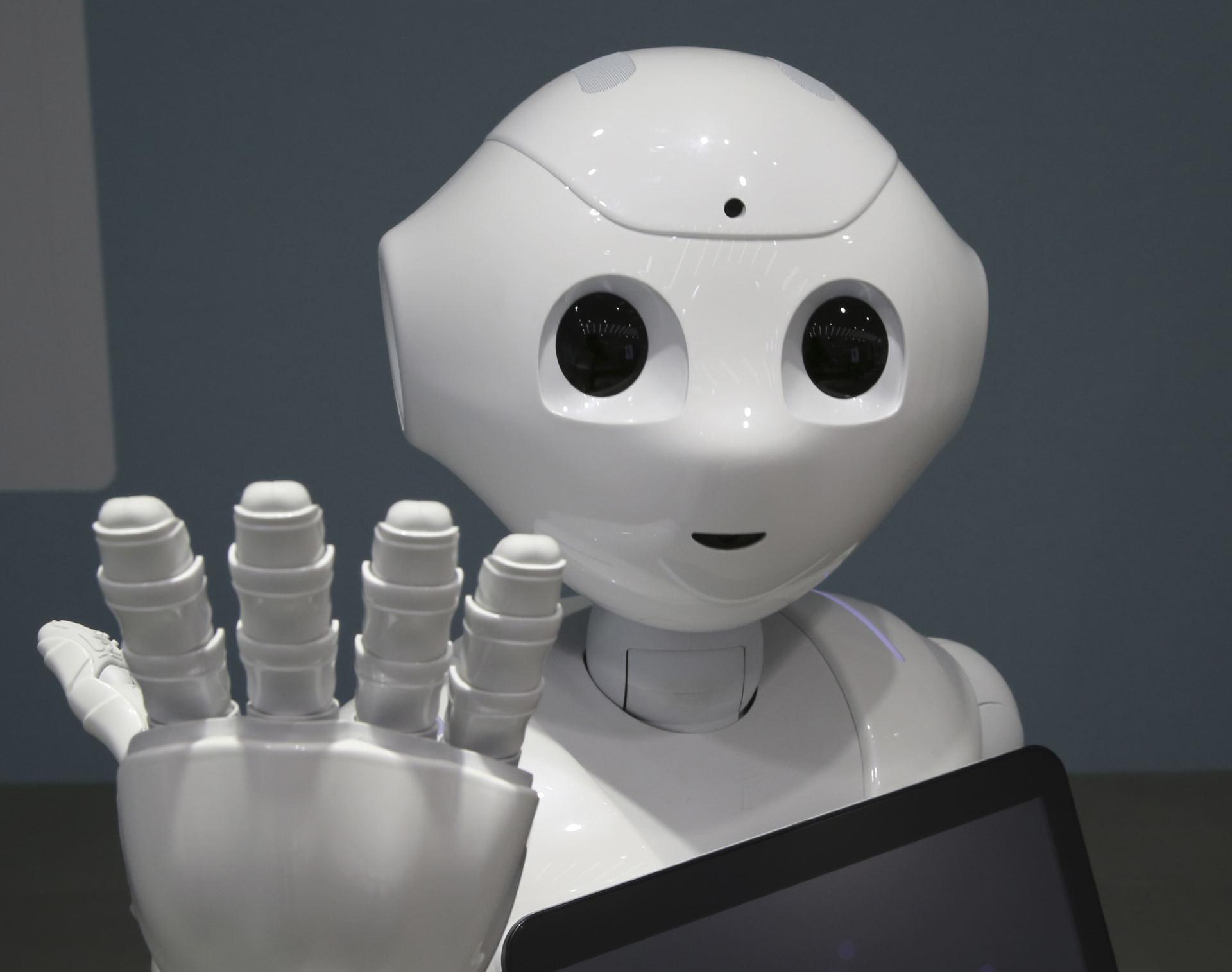 prekybos robotais