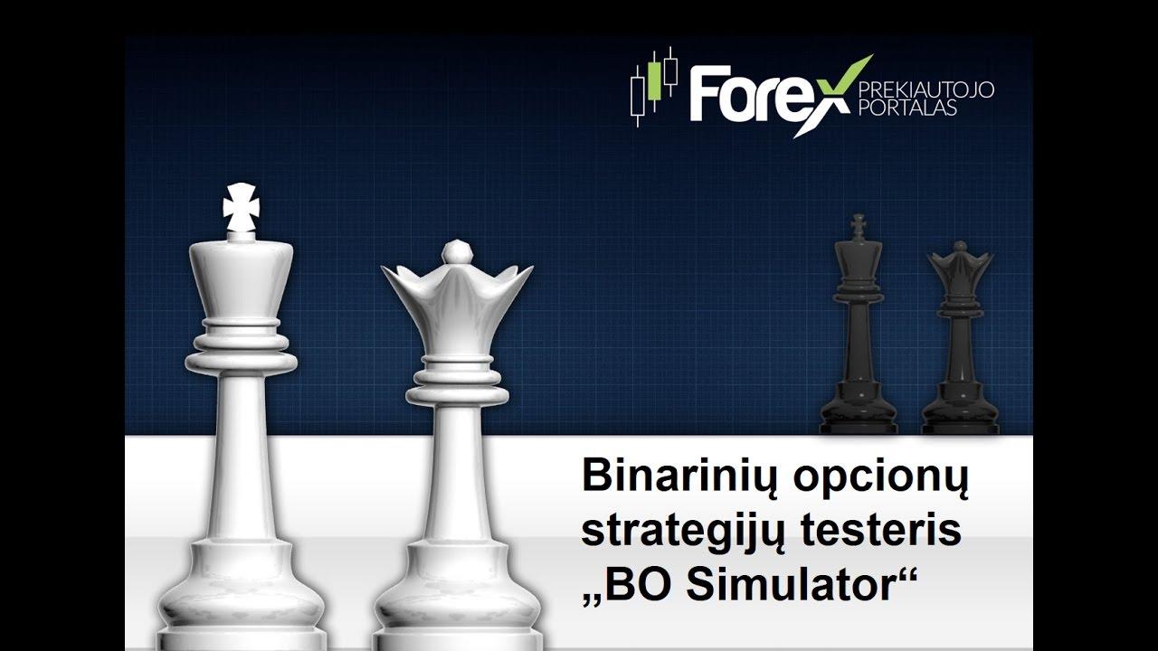 seniai pasirinkta strategijų strategija