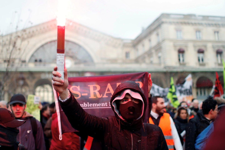 pirmasis streikas plius prekybos sistema)