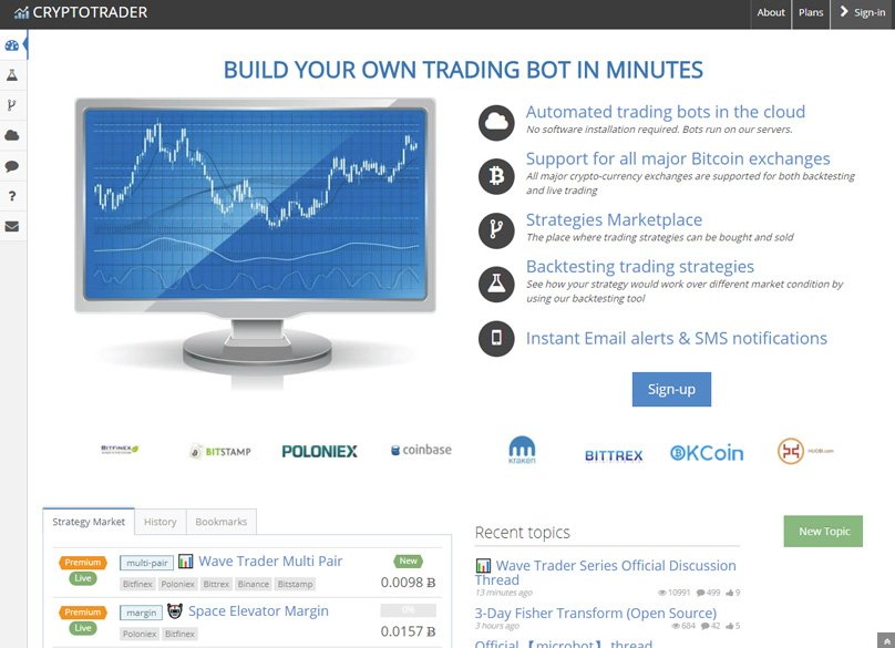 open source trading bot