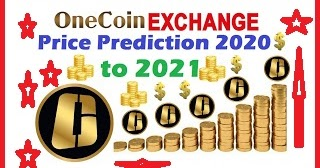 onecoin 2021 price)