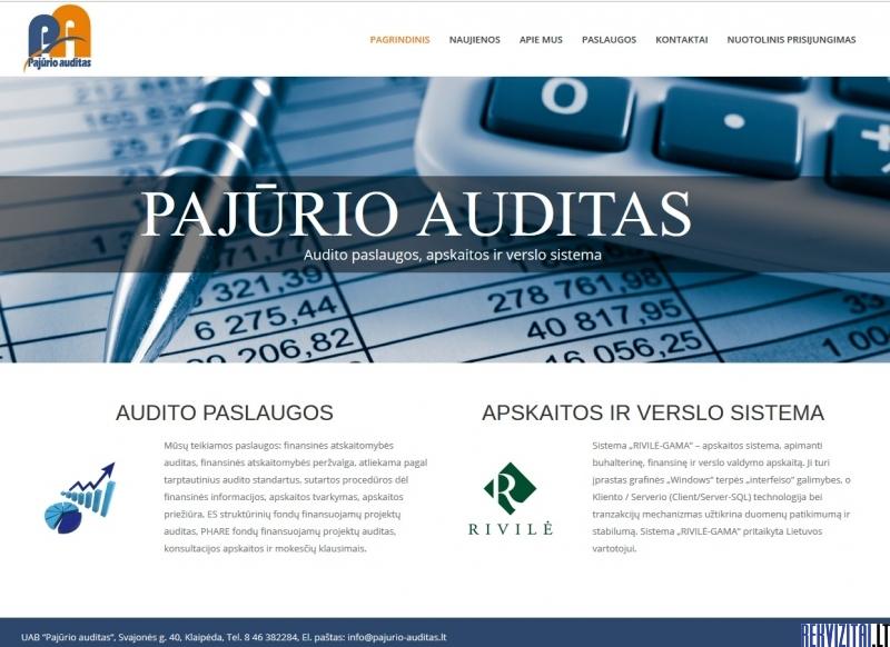 prekybos sistemos auditas