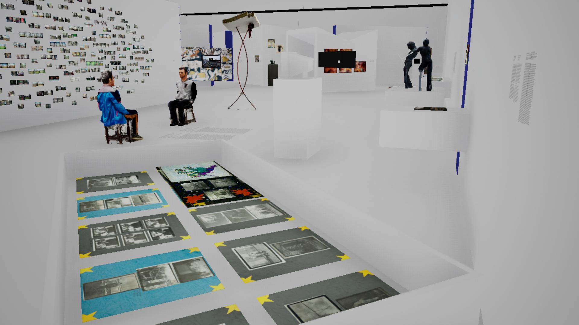 Keturios naujos 3D skaitmeninių vaizdų virtualios parodos - Pradinis - LIMIS