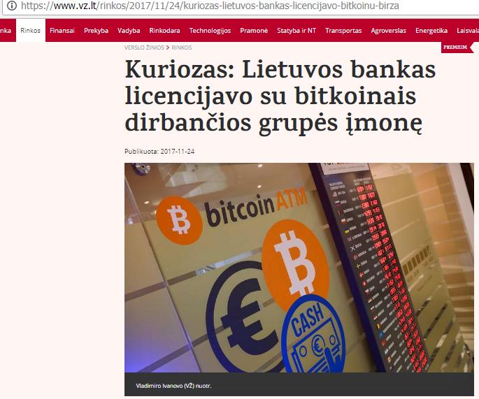 prekyba bitkoinais siekiant pelno
