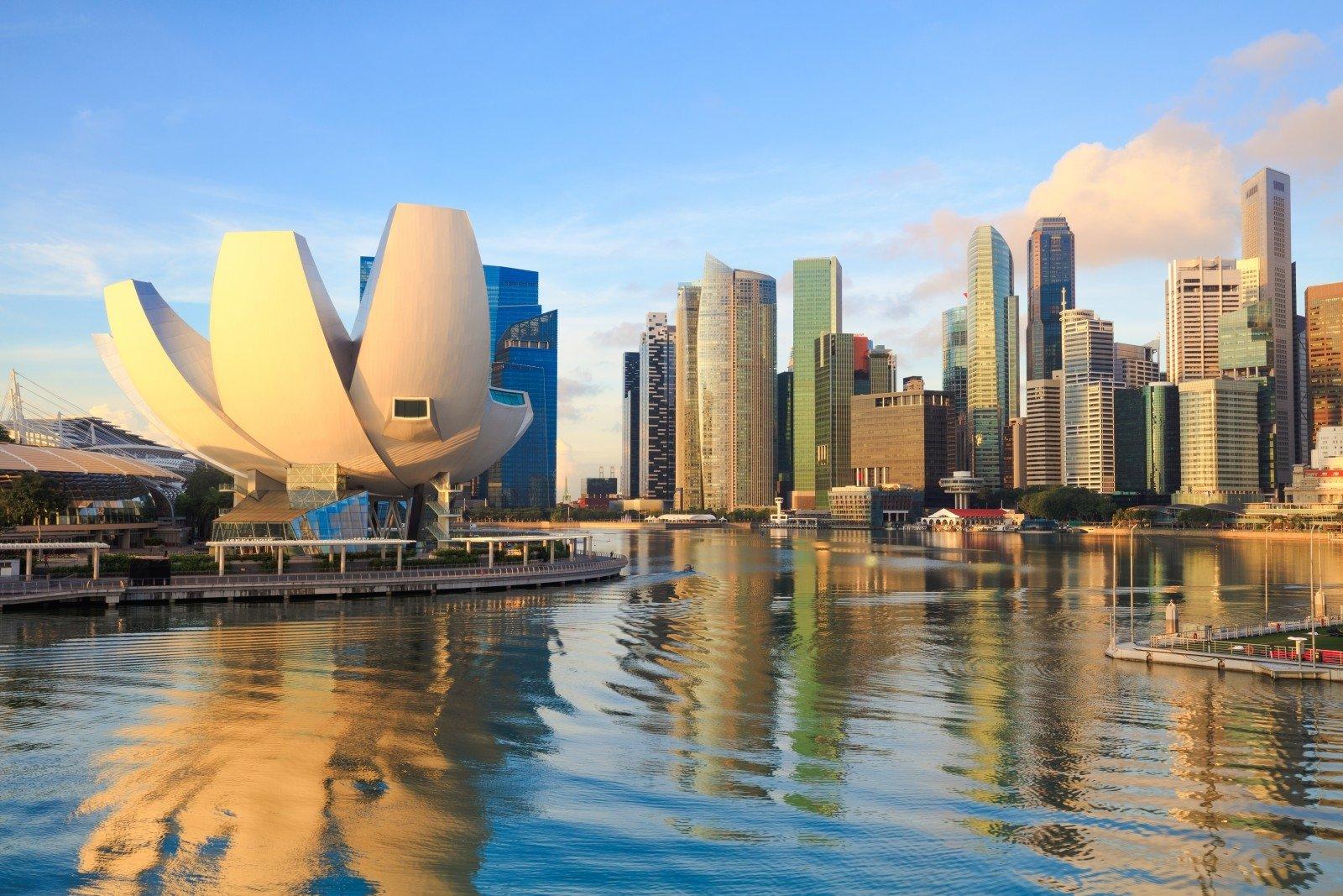 singapūro prekybos sistema