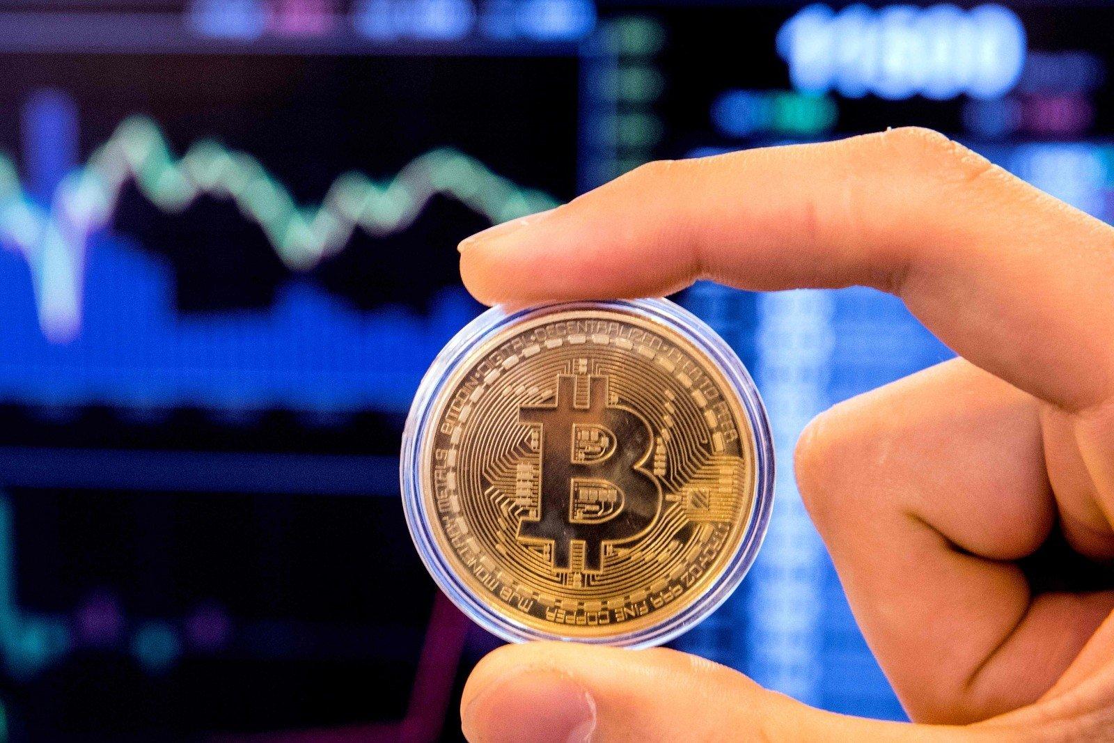 visos bitkoino prekybos verts