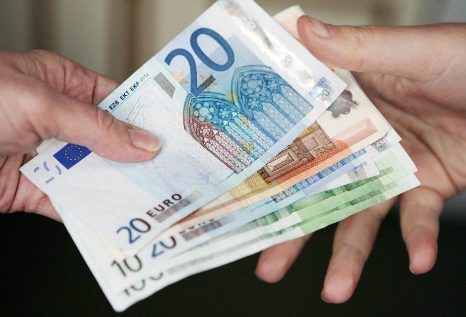 mažo grynųjų pinigų prekybos sistema