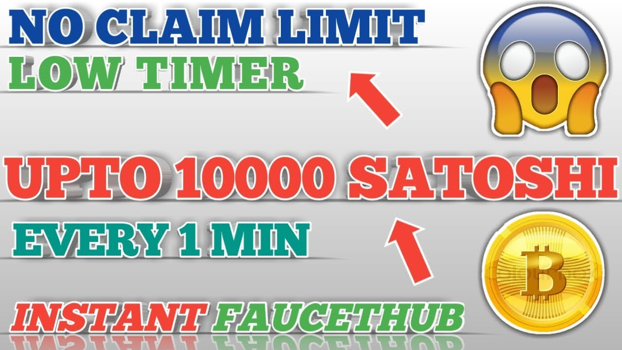 10000 satoshi per minute