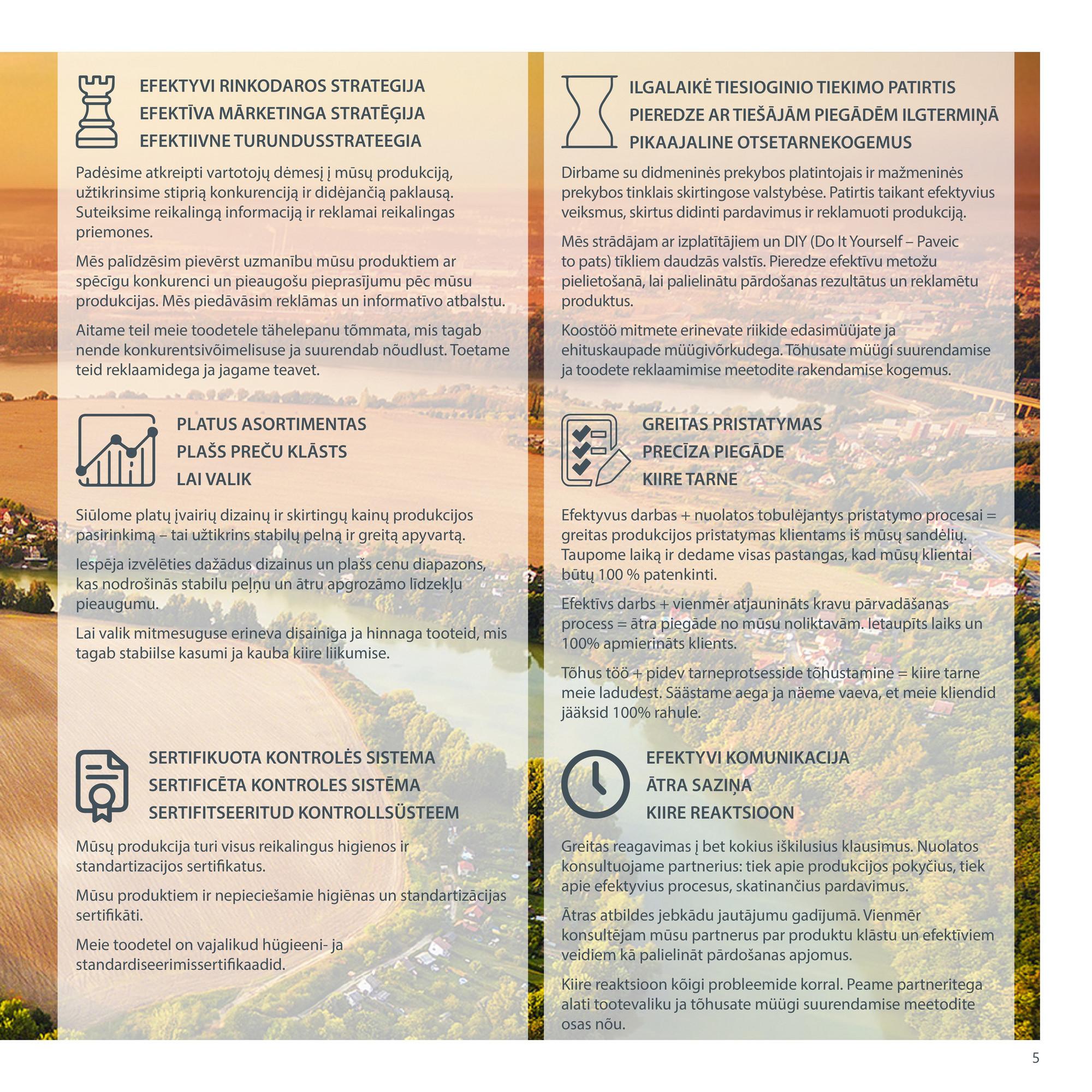 ES ATL prekybos sistema ir JTBKKK lankstieji mechanizmai