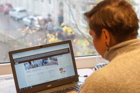 internetinė prekybos registravimo ir licencijavimo sistema