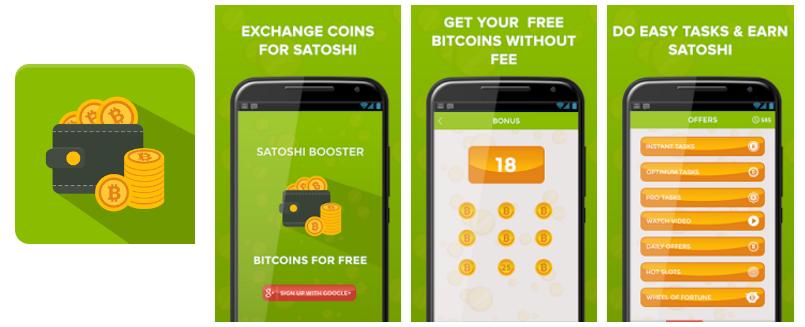 bitcoin satoshi earn free)