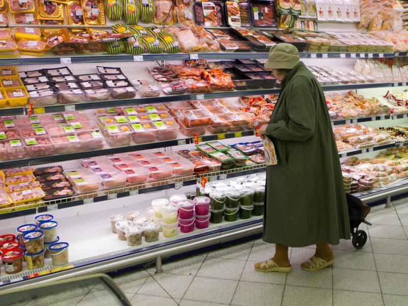 Ekspertams Vyriausybės siūloma maisto kuponų sistema kelia daug klausimų