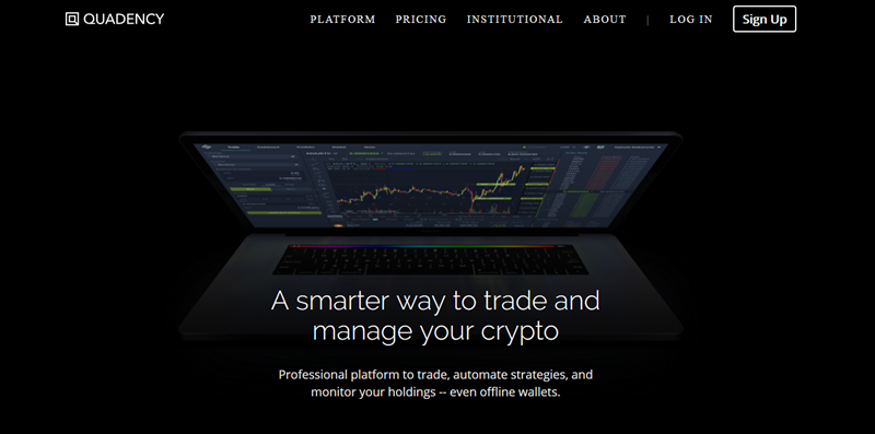 cryptocurrency automated trading platform