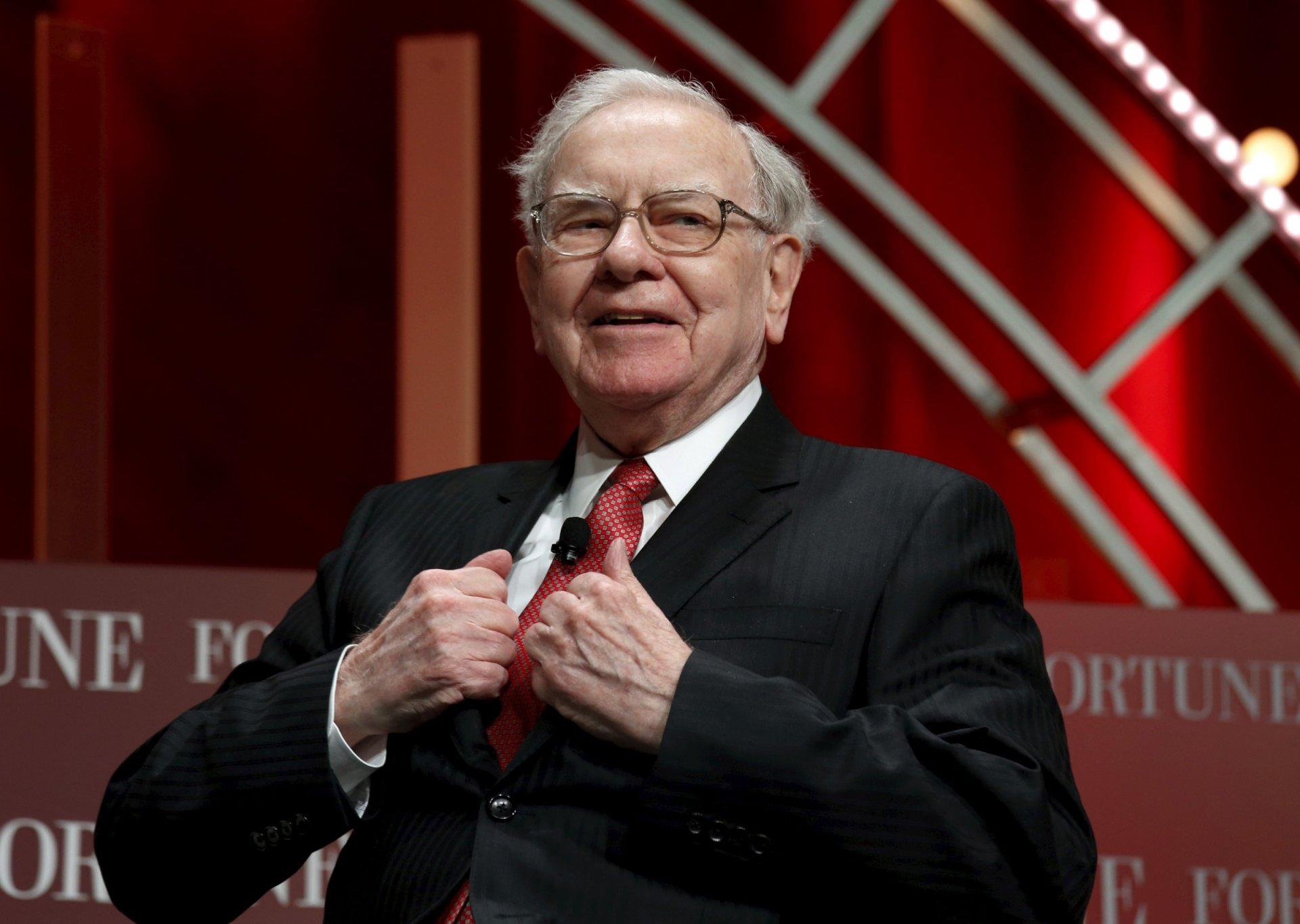 Warrenas Buffettas Apie Bitkoiną Nėra Investicija