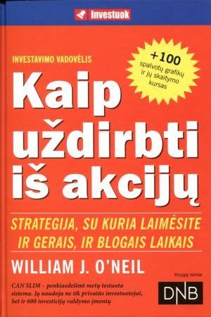 knygos apie akcijų prekybą