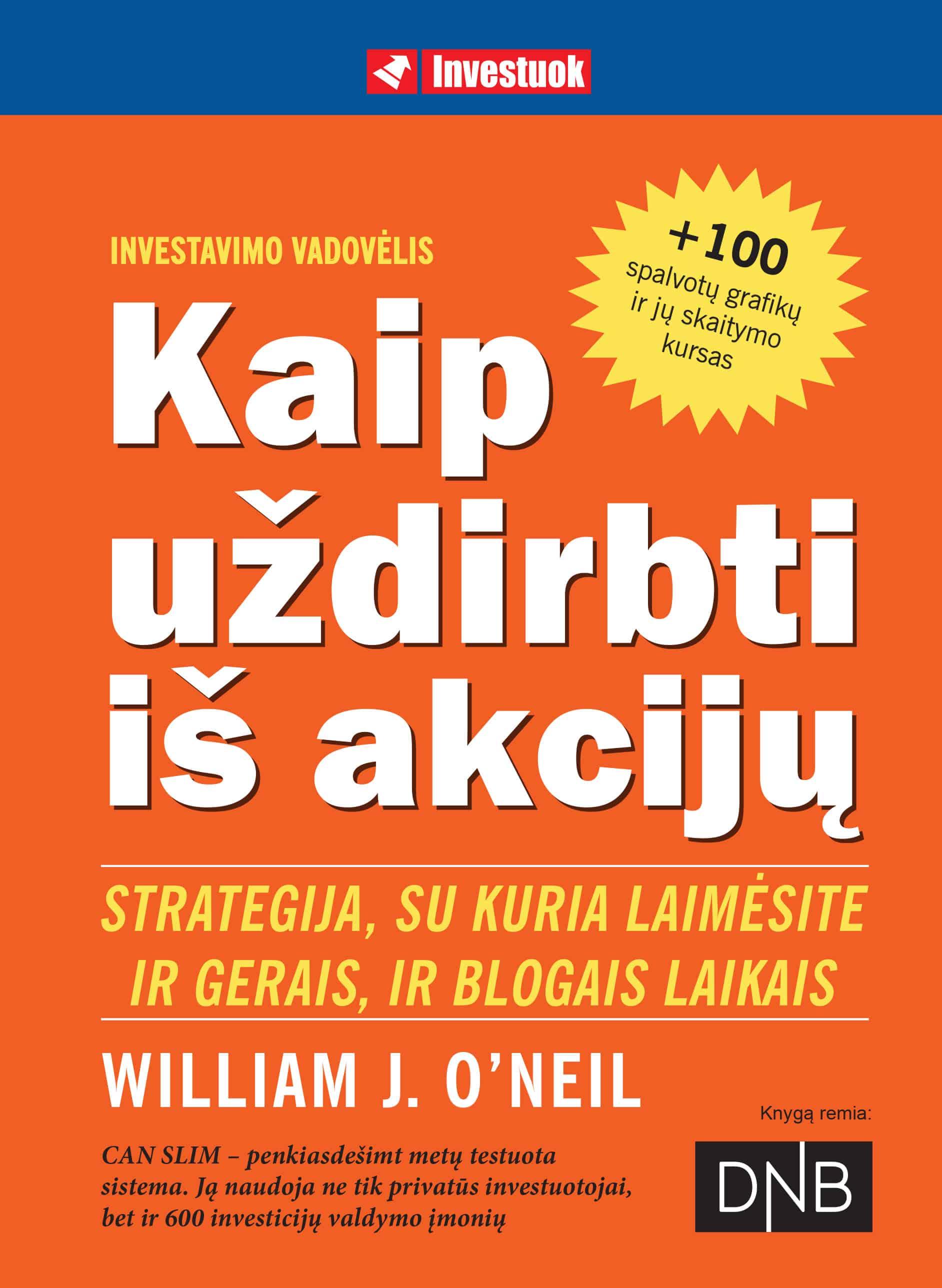 sužinoti akcijų prekybos strategijas)