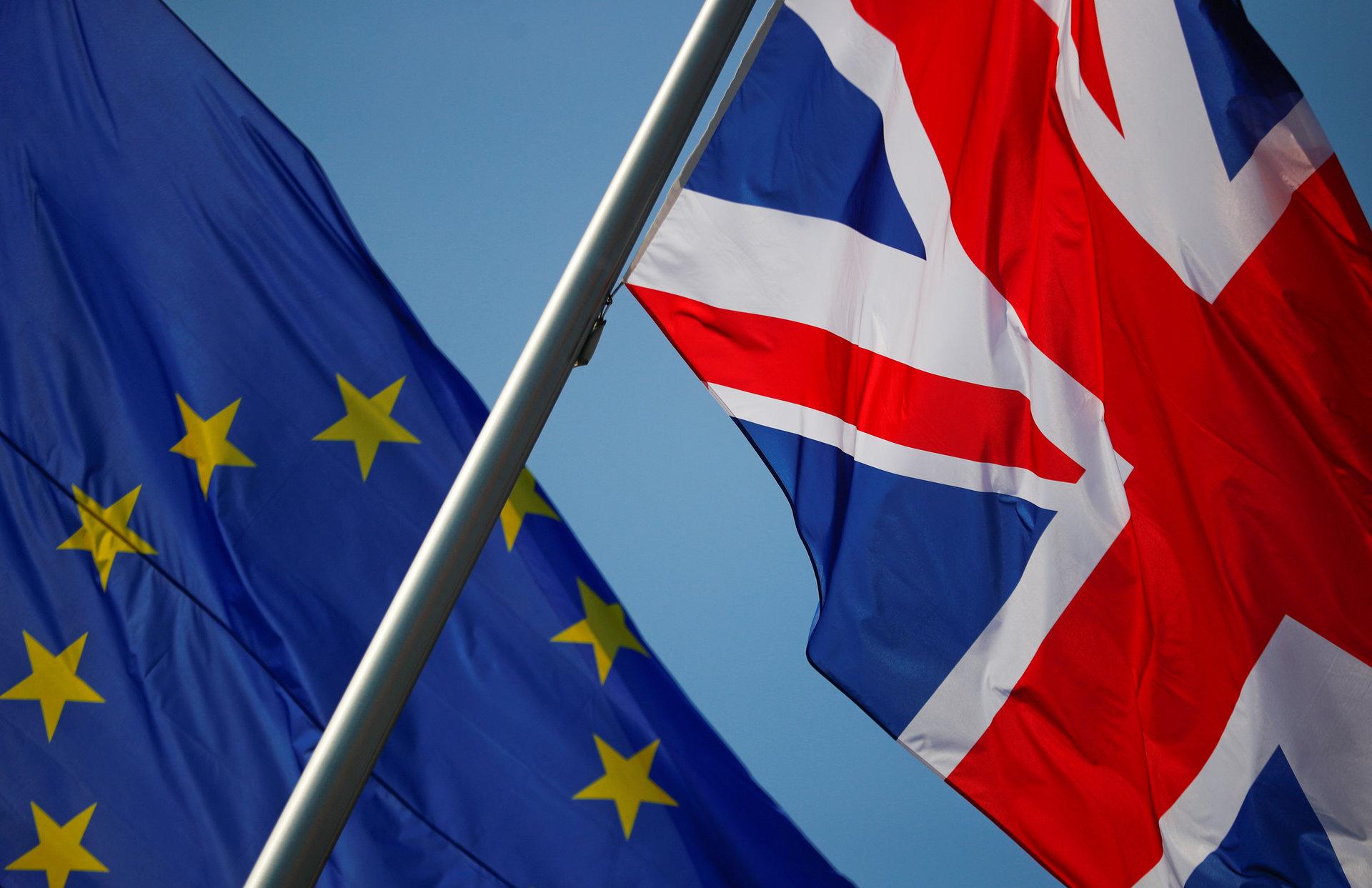 JK verslo duomenys rodo smarkų eksporto į ES kritimą