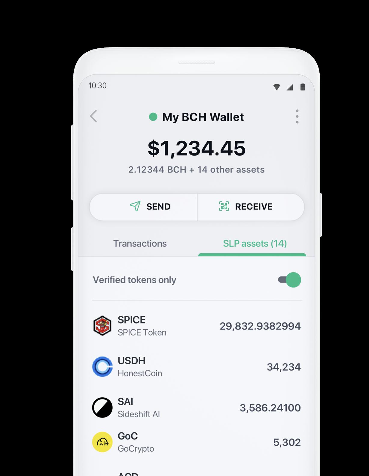 register bitcoin cash wallet litecoin automatizuota kriptovaliutų prekyba