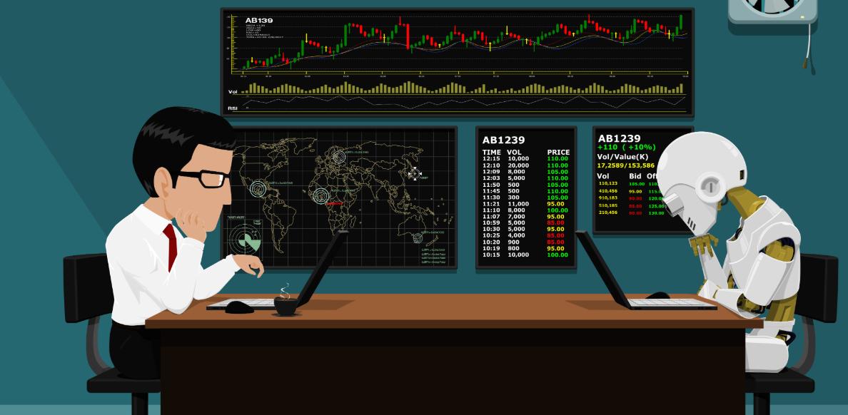 cryptocurrency algo trading