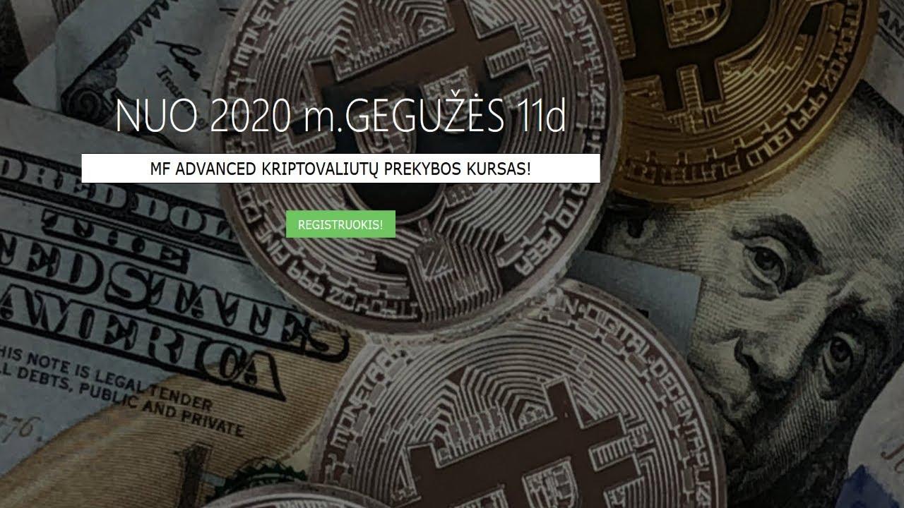 prekybos kampo kripto