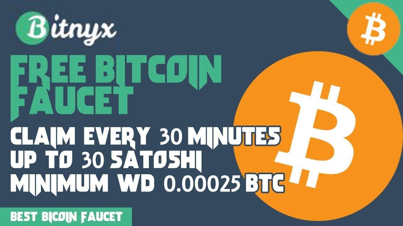 bitcoin claim free satoshi