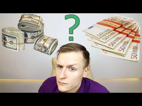 Ar galite užsidirbti pinigų iš dvejetainių opcionų