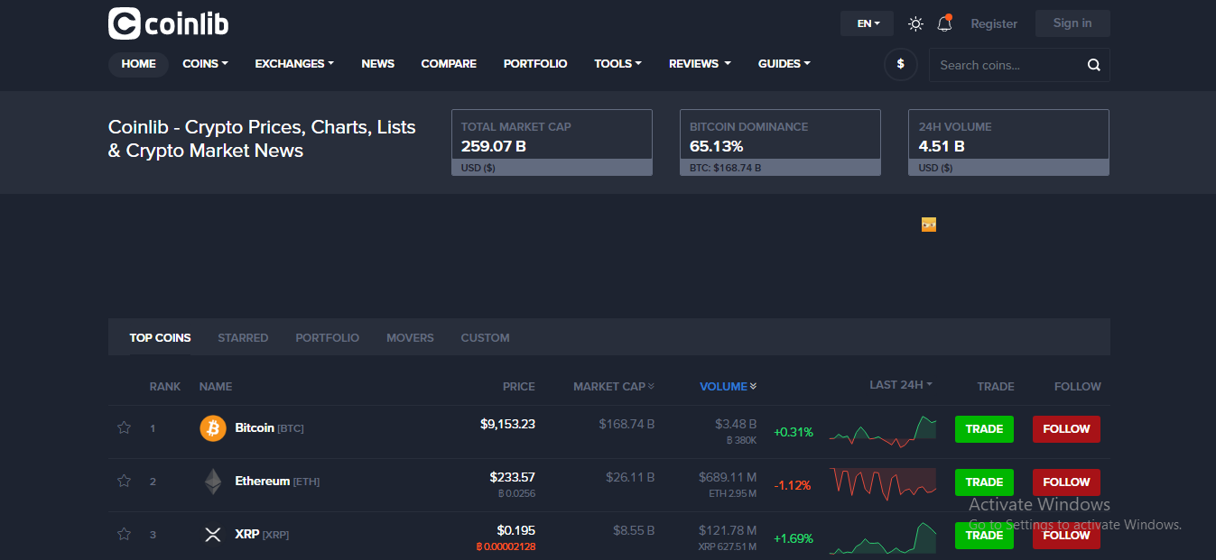 crypto news aggregator