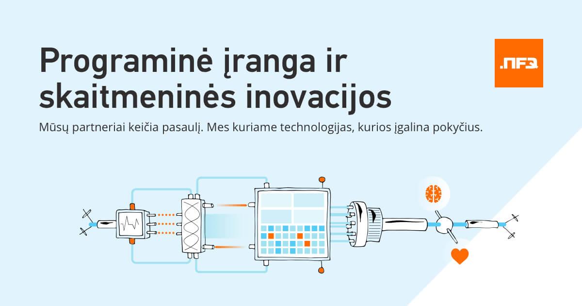 bendros inovacijos ir prekyba sistemomis)