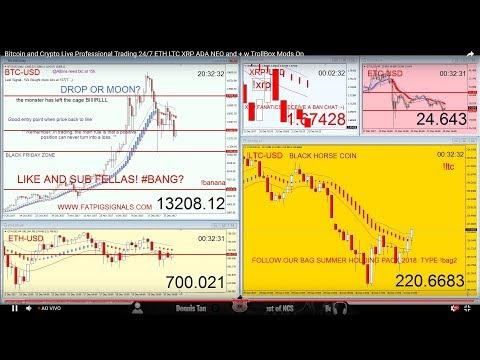 Stebėdamas prekybos biržoje tendenciją