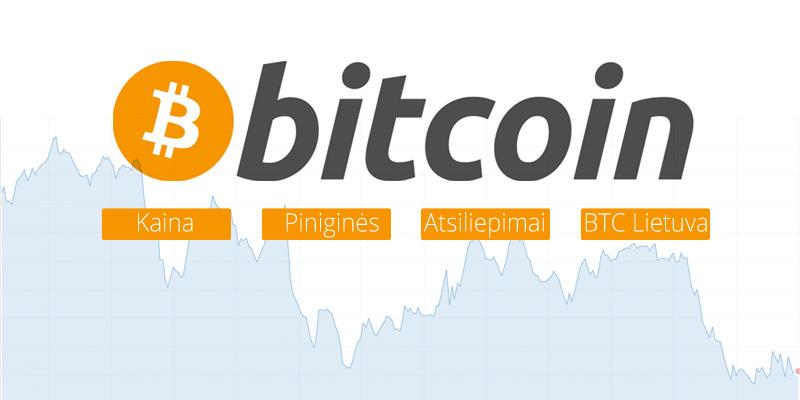 Prekybos Bitkoinu Ir
