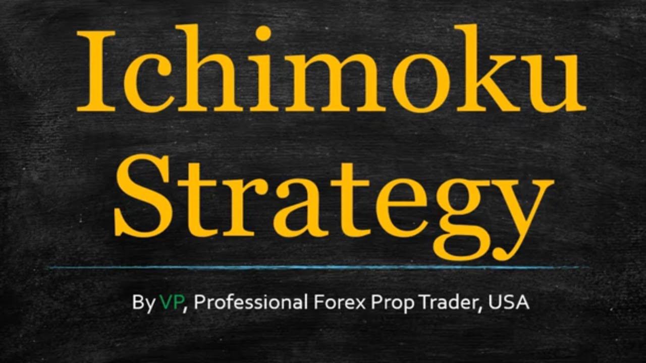 ichimoku prekybos strategija youtube