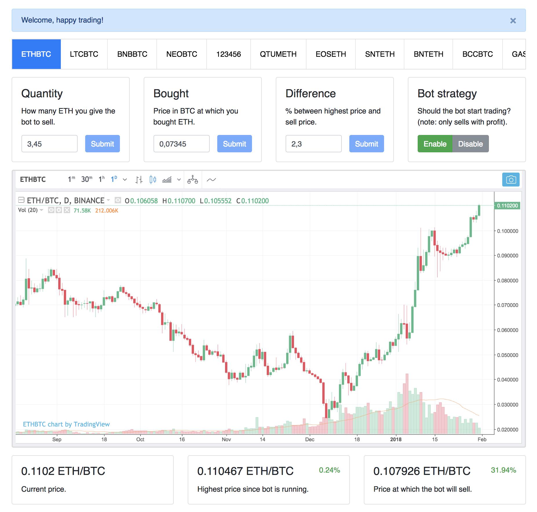 binance bot trading)