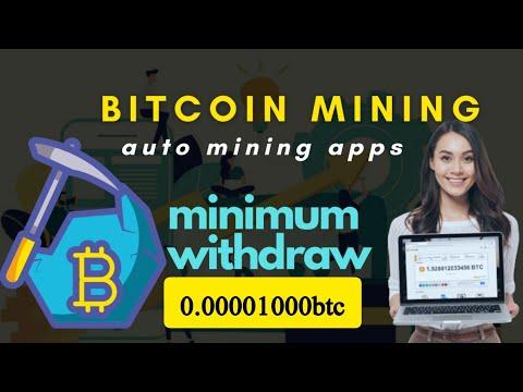 bitcoin auto mining free 2021