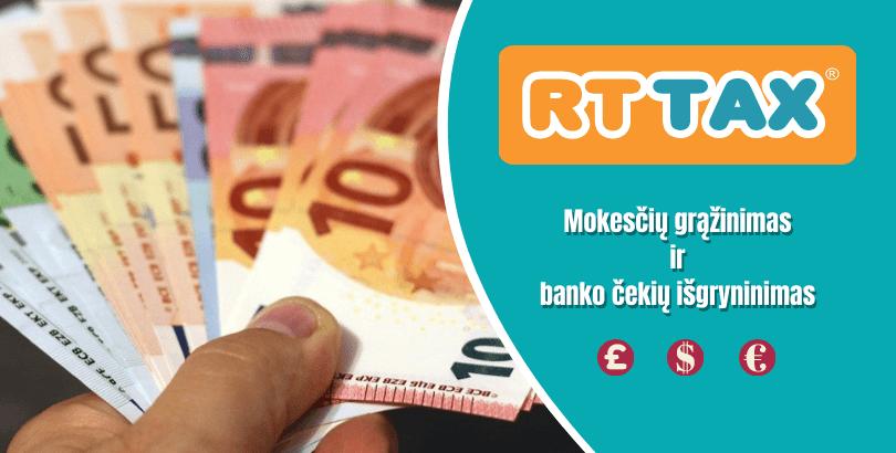 valiutos prekybos mokesčių taisyklės