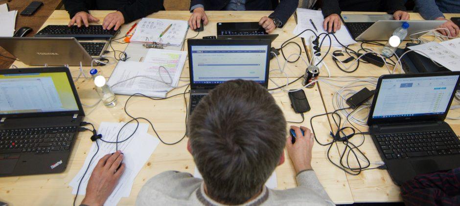 Internetinės prekybos sistema, Elektroninė parduotuvė nemokamai - iš mūsų stažuotojų | W#