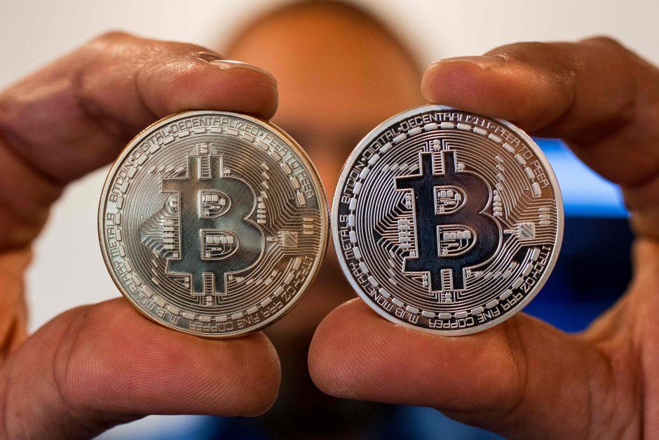 praturtti prekiaujant bitkoinais