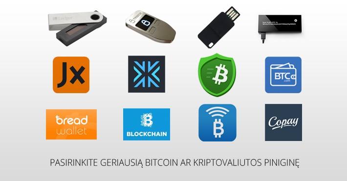 geriausios vietos prekybai kriptovaliuta