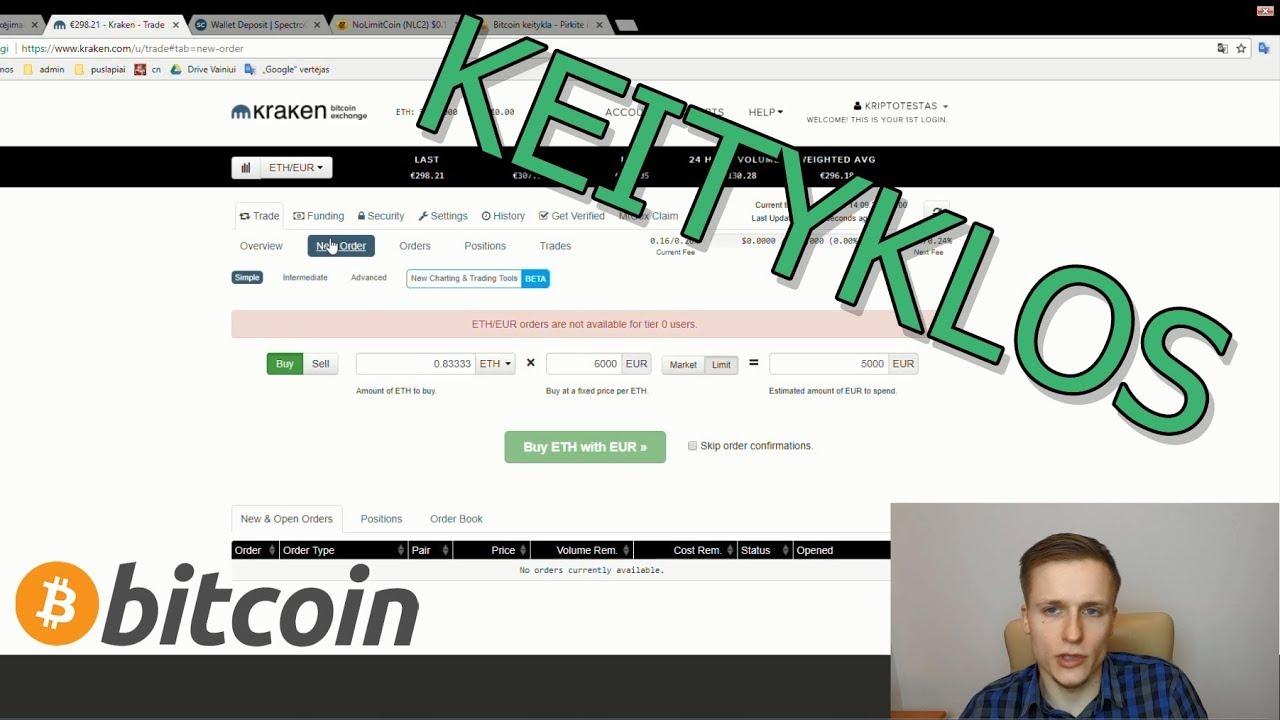 koks yra paprastas bdas prekiauti bitkoinais