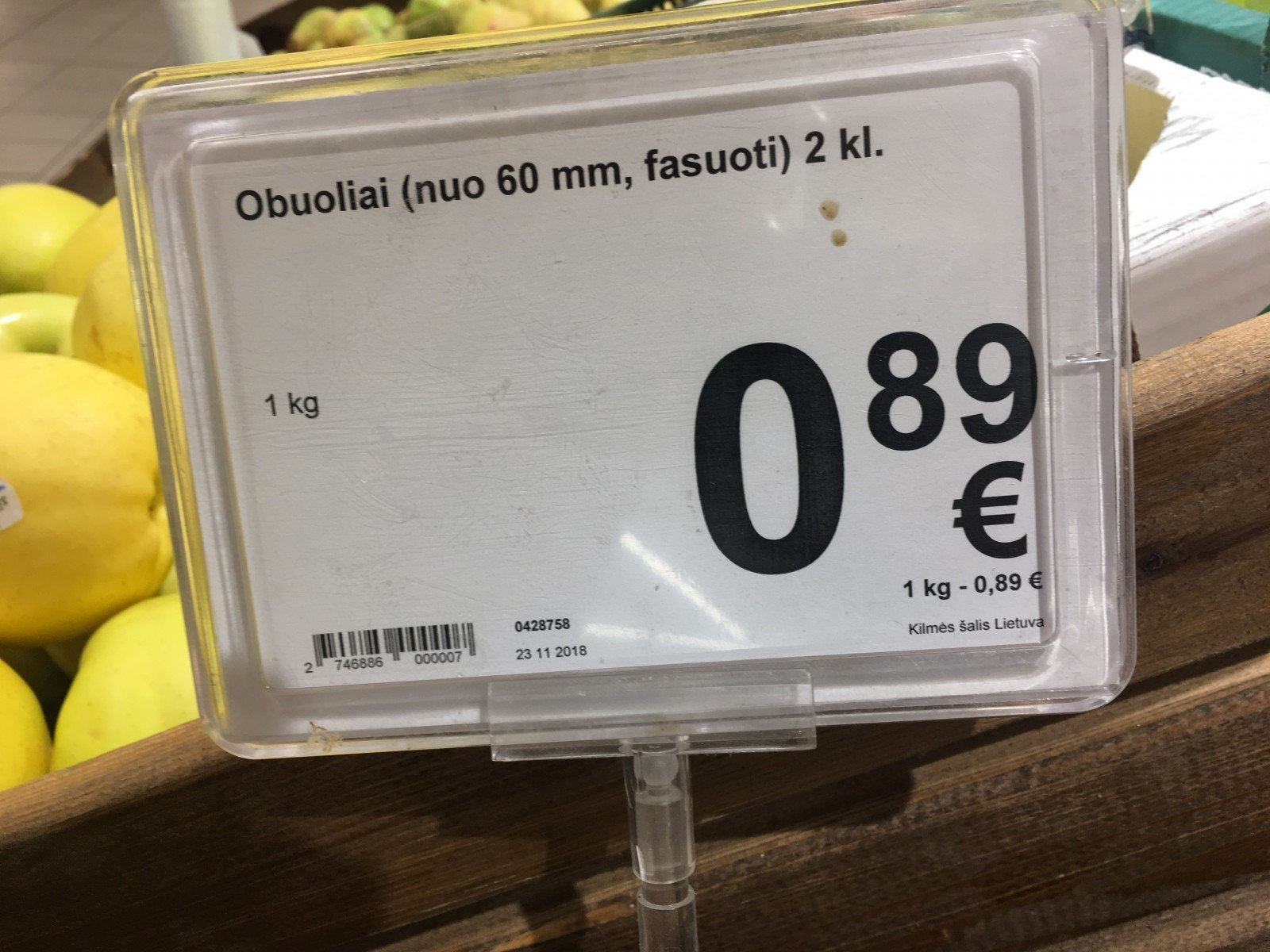 obuolių akcijų pasirinkimo kursai)