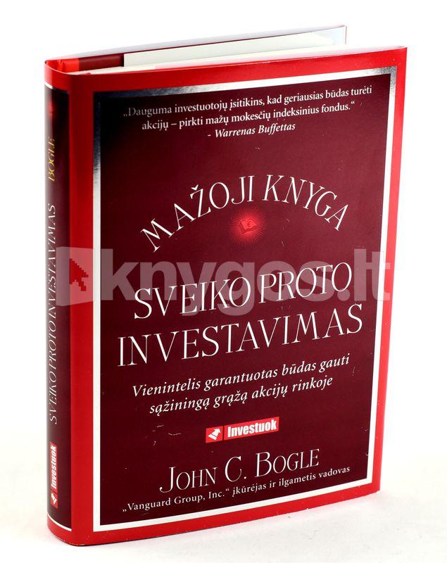 prekybos rinkos strategijų knyga
