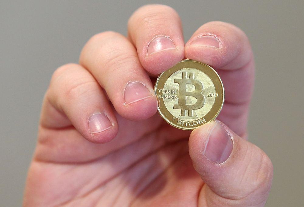 Kaip Bitkoinas kasamas?