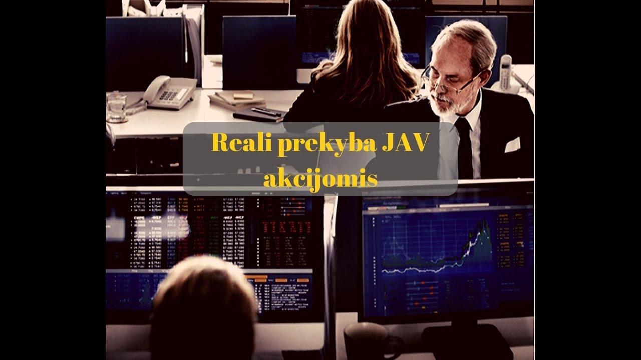 Akcijų pasirinkimas Akcijų pirkimas