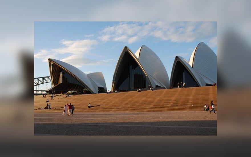 prekybos galimybės australijoje