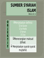 hukum dvejetainis variantas dalam islam
